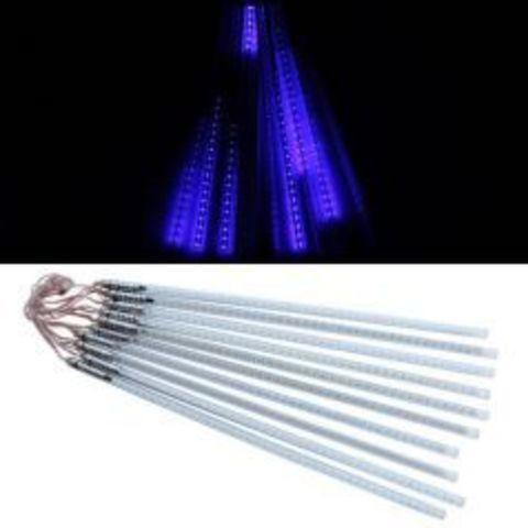 Новогодняя тающая сосулька гирлянда LED 50 см