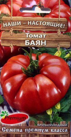Вкусный томат до 500 грамм для открытого грунта.
