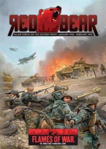 Red Bear (Hardback) Revised Edition