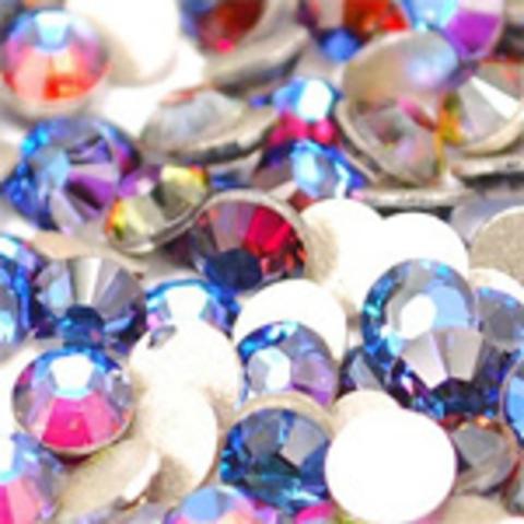 Swarovski Crystal Meridian Blue ss5 (20 шт)