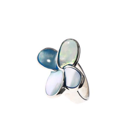 Кольцо Fiore Luna KR01258-6 BW