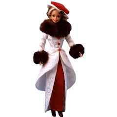 Коллекционная Кукла Барби Праздничные Воспоминания (Holiday Memories), Mattel