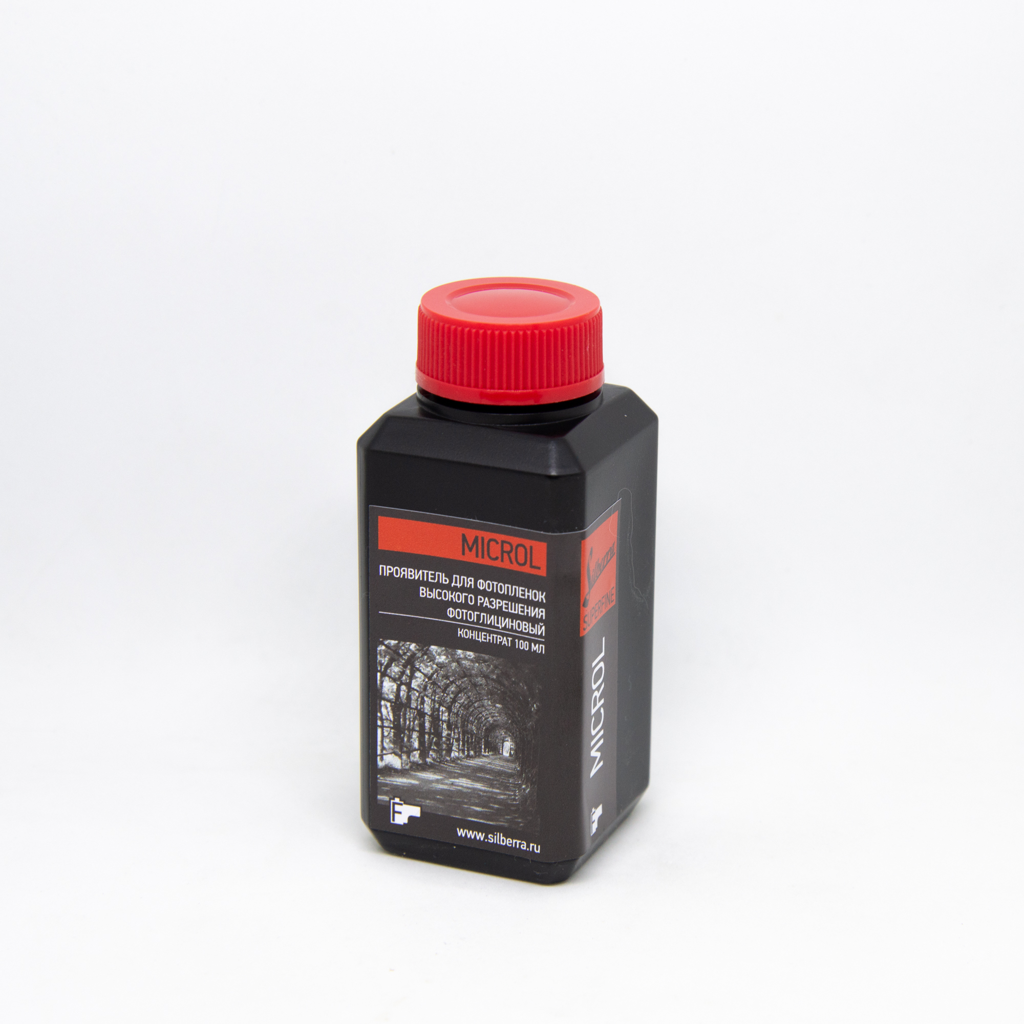 Проявитель Silberra Microl, концентрат 100 мл