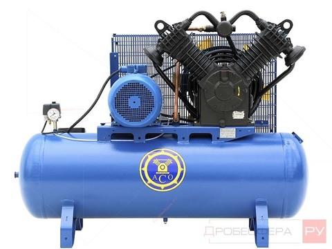 Поршневой компрессор АСО С416М1 на 1150 л/мин 13 бар