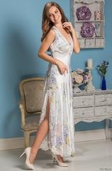 Сорочка ночная женская шелковая MIA-AMORE  Lilianna Лилианна  5998