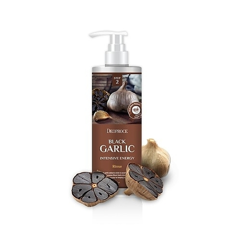DEOPROCE RINSE - BLACK GARLIC INTENSME ENERGY