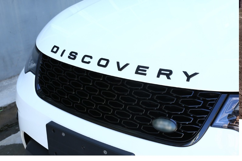 Буквы на капот CHN для Land Rover Discovery 5 2017 - gt2052s turbo cartridge 452239 turbocharger chra core for land rover defender discovery ii 2 5 tdi 90kw 102kw