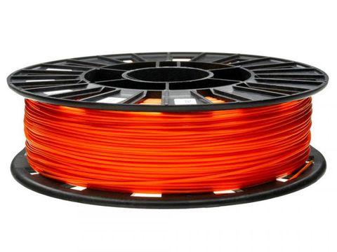 Пластик PLA REC 1.75 мм 750 г., ярко-оранжевый