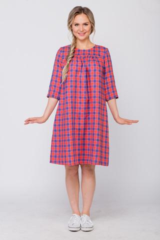 Платье льняное Хобби