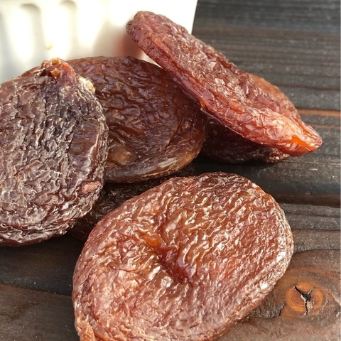 Фотография Слива красная сушеная без косточки, 250 г. купить в магазине Афлора