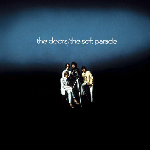 The Doors / The Soft Parade (50th Anniversary)(Deluxe Edition)(LP+3CD)