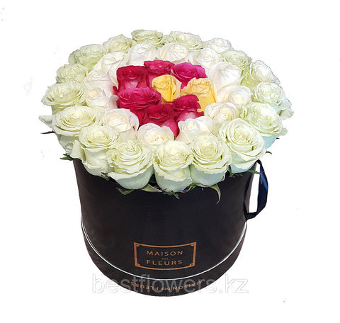 Коробка Maison Des Fleurs Микс 3
