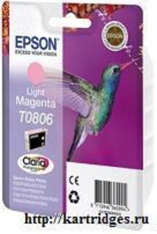 Картридж Epson T08064010