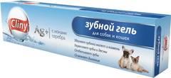 Cliny зубной гель для кошек и собак