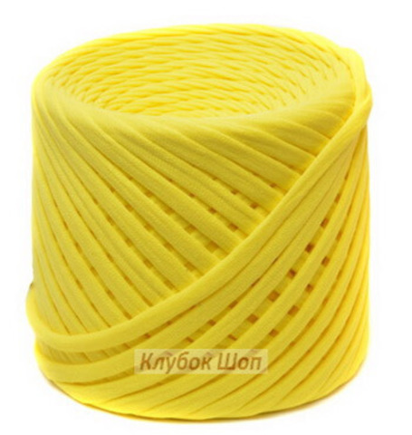 Трикотажная пряжа Saltera 34 Лимон - фото