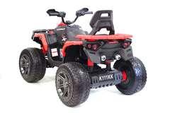 Квадроцикл K111KK (Полноприводный) www.avtoforbaby-spb.ru