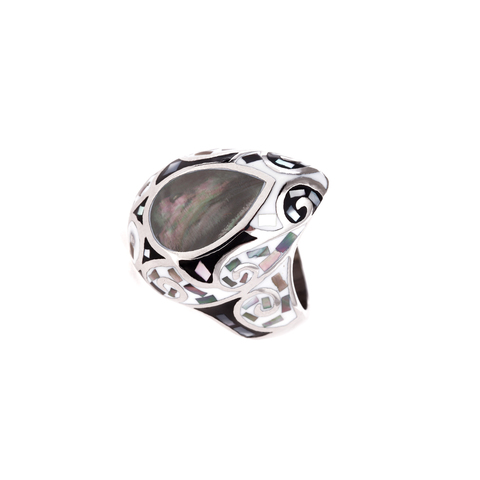 Кольцо Fiore Luna KR01360-1 BW