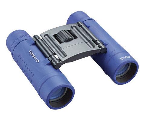 Бинокль Tasco Essential blue 2016 10 25 синий