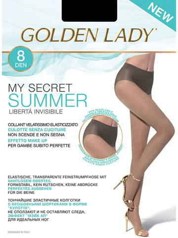 Колготки My Secret 8 Summer Golden Lady