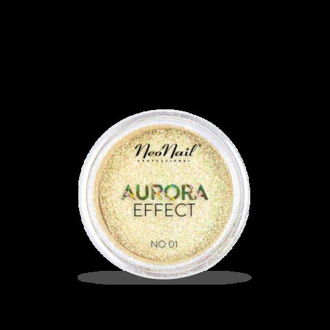 NeoNail Пудра Aurora Effect 01