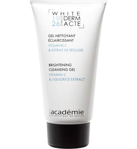 Academie White Derm Acte Brightening Cleanser Gel
