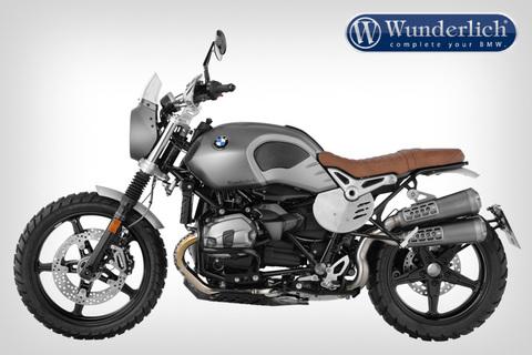 Защитные дуги двигателя BMW Rnine T - нержавеющая сталь