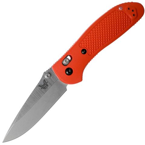 Нож Benchmade модель 551-ORG-S30V Griptilian® 551 Series