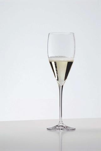 Набор из 2-х бокалов для шампанского Vintage Champagne Glass 340 мл, артикул 6416/28. Серия Vinum XL