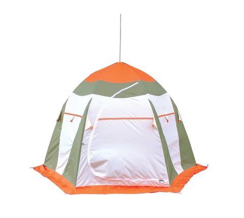 Нельма-3 Люкс палатка для зимней рыбалки