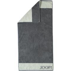 Полотенце 80х150 Cawo-JOOP! Imperial Doubleface 1638 серое