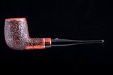 Курительная трубка Mastro De Paja Rustic, M401-10