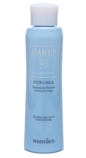 Молочко для тела Wamiles Aqua Di Vita Body Concentrate Extra Milk, 200 мл