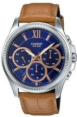 Мужские японские наручные часы CASIO MTP-E315L-2AVDF