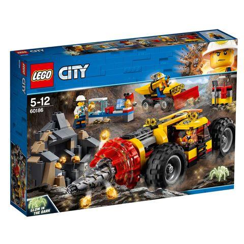 City Mining Тяжелый бур для горных работ 60186