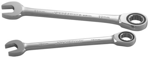 W45127 Ключ гаечный комбинированный трещоточный, 27 мм