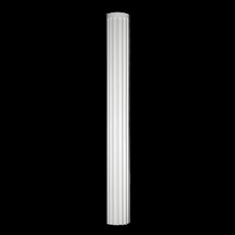 Ствол (полуколонна) Европласт из полиуретана 1.16.010, интернет магазин Волео