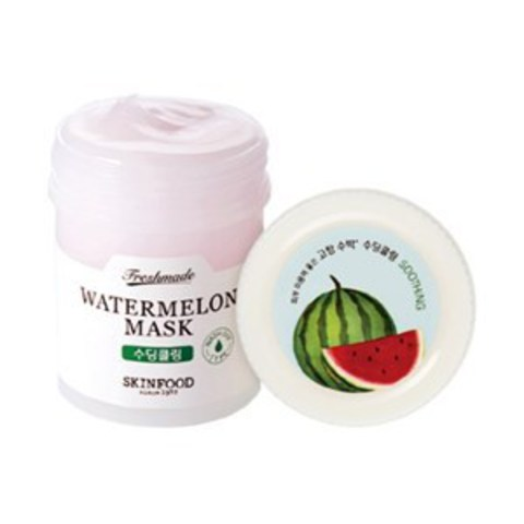 SKINFOOD Freshmade Watermelon Mask 90ml Маска для лица с экстрактом арбуза
