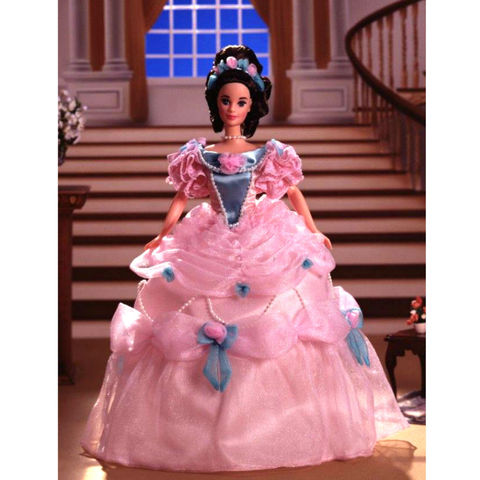Коллекционная Кукла Барби Южная Красавица (Southern Belle) - Великие Эры, Mattel
