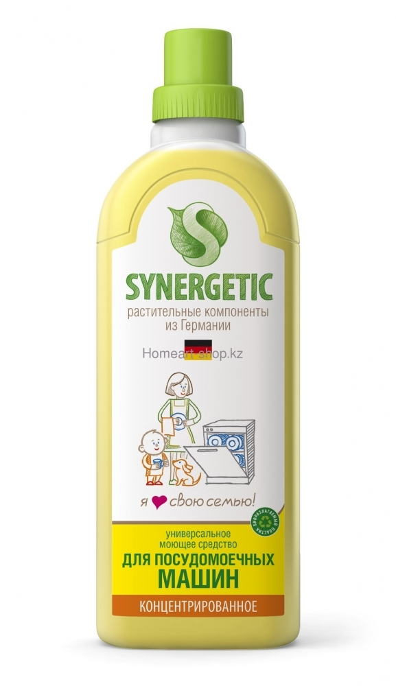 Synergetic для посудомоечных машин