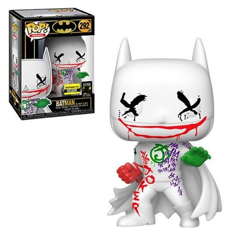 Batman. The Joker is Wild (Batman 80 Years) Funko Pop! Vinyl Figure