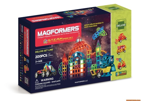 Magformers Мегатранспорт базовый набор