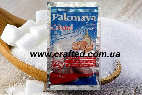 Дрожжи Pakmaya Crystal 100 g