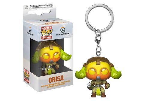 Брелок Funko Pocket POP! Keychain: Overwatch: Orisa 37440-PDQ