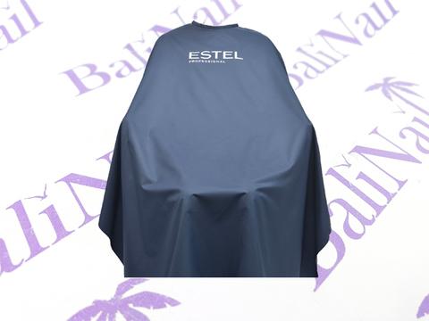 Estel, Пеньюар Estel парикмахерский (синий)