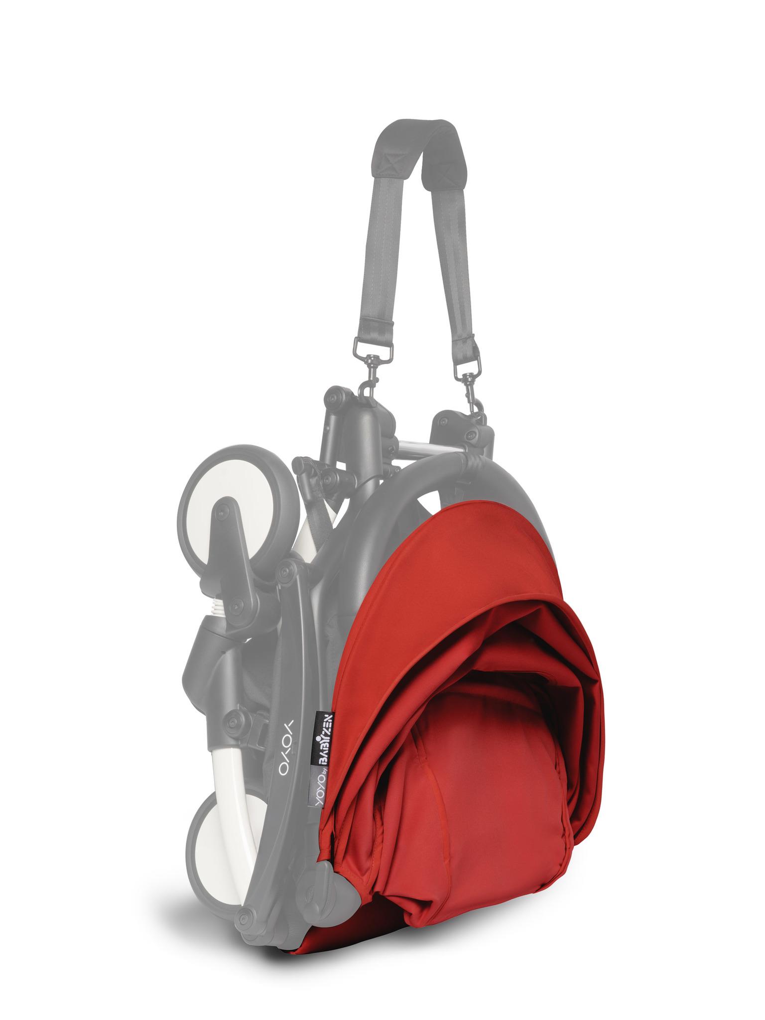 Текстиль сменный для колясок YoYo+ 6+ Red Красный