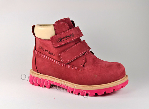 Ботинки утепленные Minitin (Mini-shoes) 750-133-05