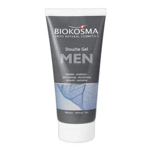 Гель для душа мужской BIOKOSMA