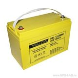 Аккумулятор YELLOW HRL 12-380W ( 12V 100Ah / 12В 100Ач ) - фотография
