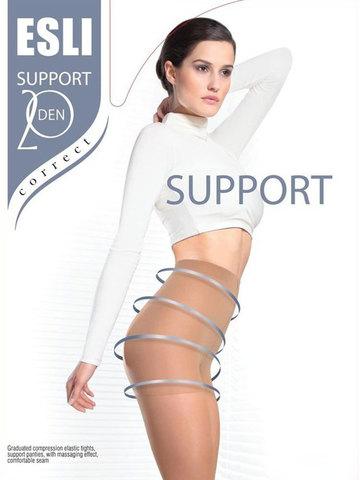 Женские колготки Support 20 Esli