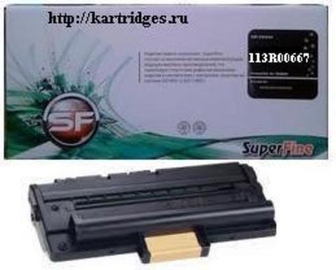 Картридж SuperFine SF-113R00667